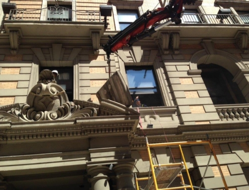 Restoring the Face of the Redbury New York Hotel