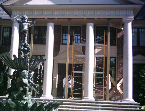 Private Residence Columns