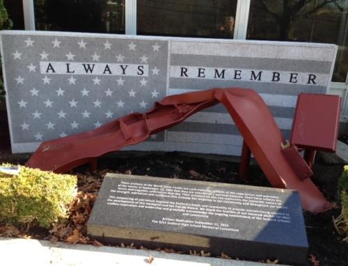 Seaford 9/11 Memorial Monument